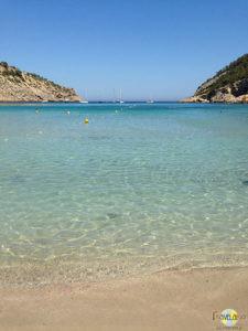Ibiza: Cala Bassa.