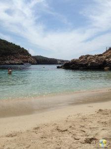 Ibiza: Cala Salada. (1)