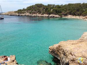 Ibiza: Cala Salada. (2)