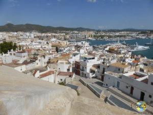 Ibiza Stadt: Hafen.