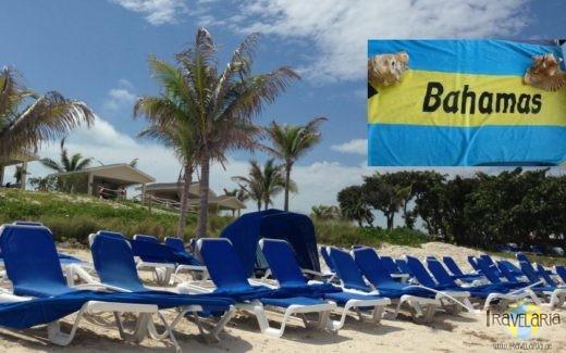 Auf die Bahamas mit Norwegian Cruiseline.