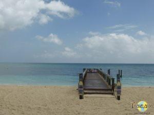 Bahamas Kreuzfahrt – Grand Bahama Beach.