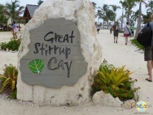 Bahamas Cruise: Great Stirrup Cay. (1)