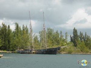 Bahamas Kreuzfahrt – Grand Bahama Old Ship.