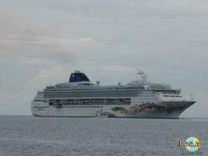 Norwegian Cruise Line: Schiff.