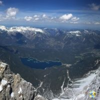 Die Zugspitze: On Top of Germany. (2)