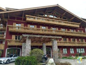 Kitzbühel: Der Kitzhof – Mountain Design Hotel 4*s. (1)