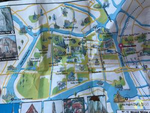 Ayutthaya Map.