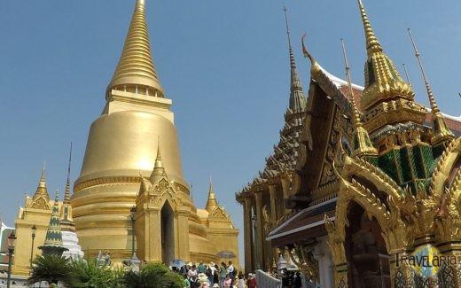Tempel of Emerald Buddha. (1)