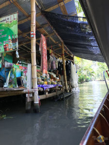 Damnoen Saduak Floating Market. (2)