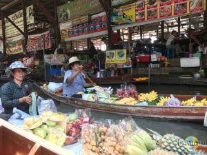 Damnoen Saduak Floating Market. (4)