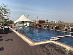 Dang Derm: Rooftop Pool.