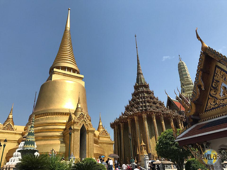 tempel thailand kleidung