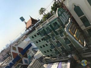 Khao San Road: Rooftop. (1)
