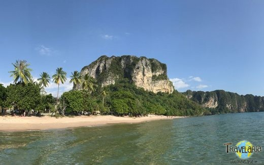 Thailand: Ao Nang Beach.