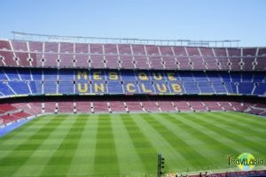 Camp Nou. (1)