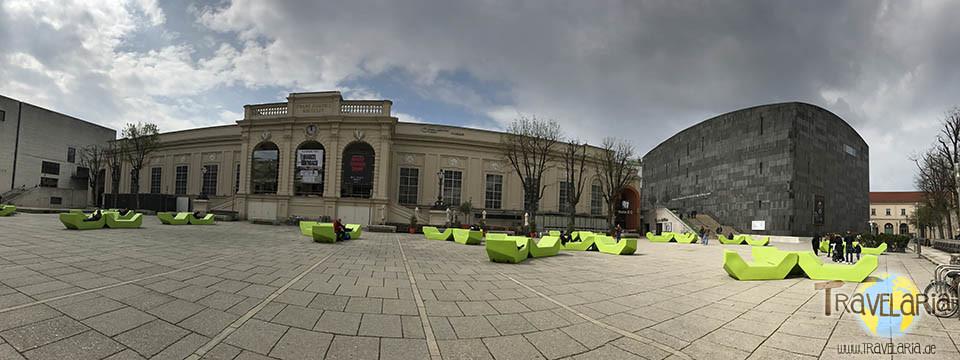 MuseumsQuartier. (2)