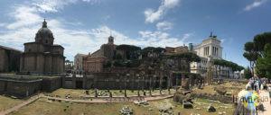 Forum Romanum. (1)