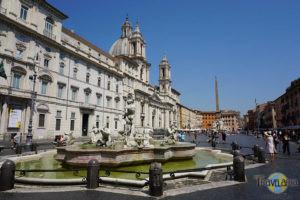 Piazza Navona. (1)