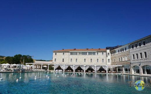 Toskana: Terme di Saturnia Golf & Spa.