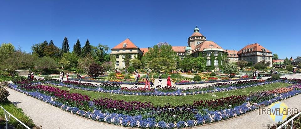 Muenchen-Botanischer-Garten