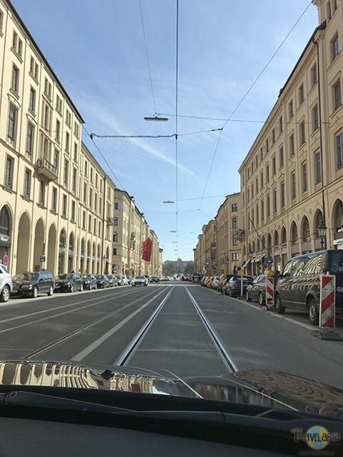 Muenchen-Maximilianstrasse