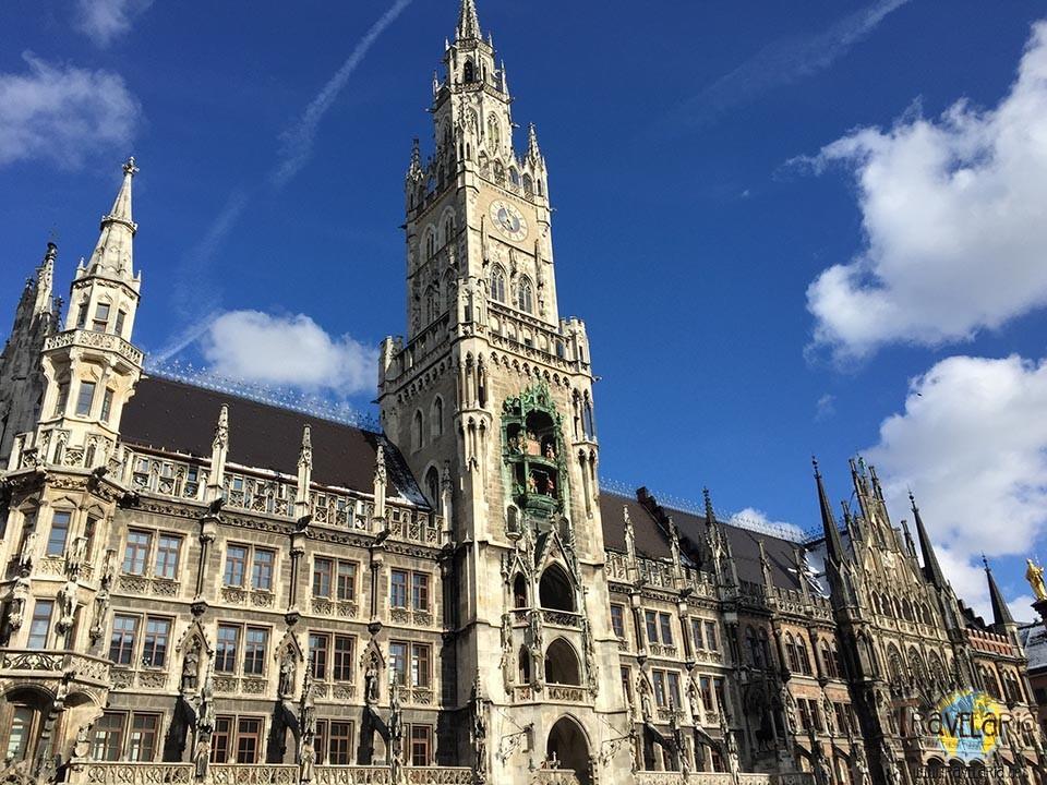Muenchen-Neues-Rathaus