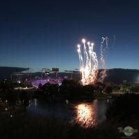 Muenchen-Olympiapark-Feuerwerk