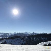 Wilder-Kaiser-Sonnenschein