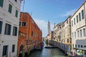 Venedig_Wasserstrasse